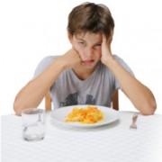 Troubles alimentaires de l'enfant